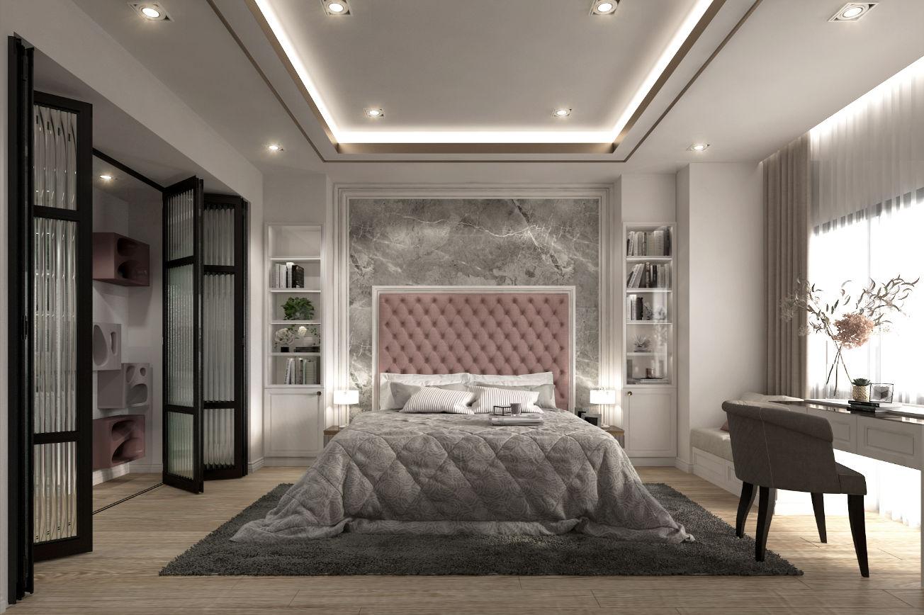Home Office Estara Heaven Master Bedroom