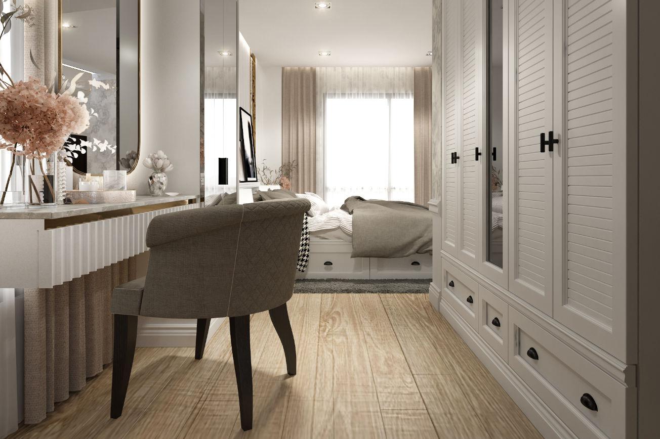 Home Office Estara Heaven Mater Bedroom
