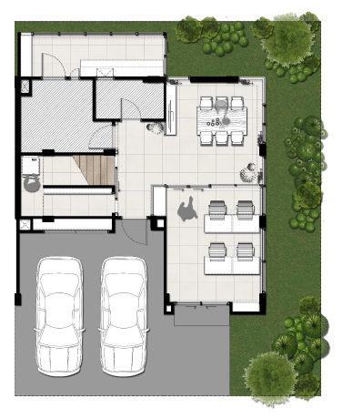 Home Office Floor 1