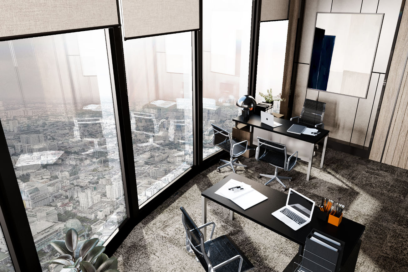 MD Office Windows - Singha Complex