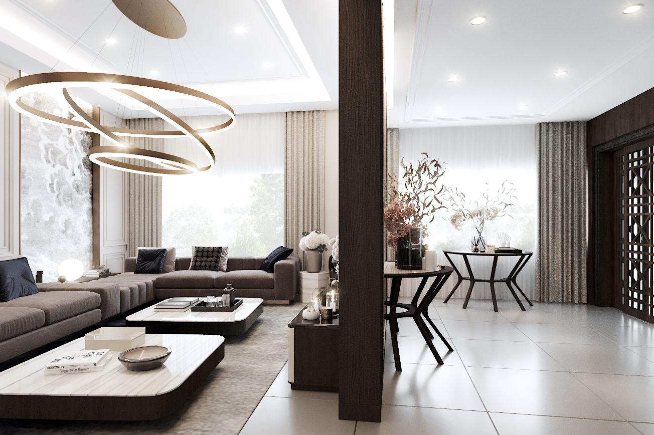 New Life Style The City Ratchapruek - Hall & Living Room