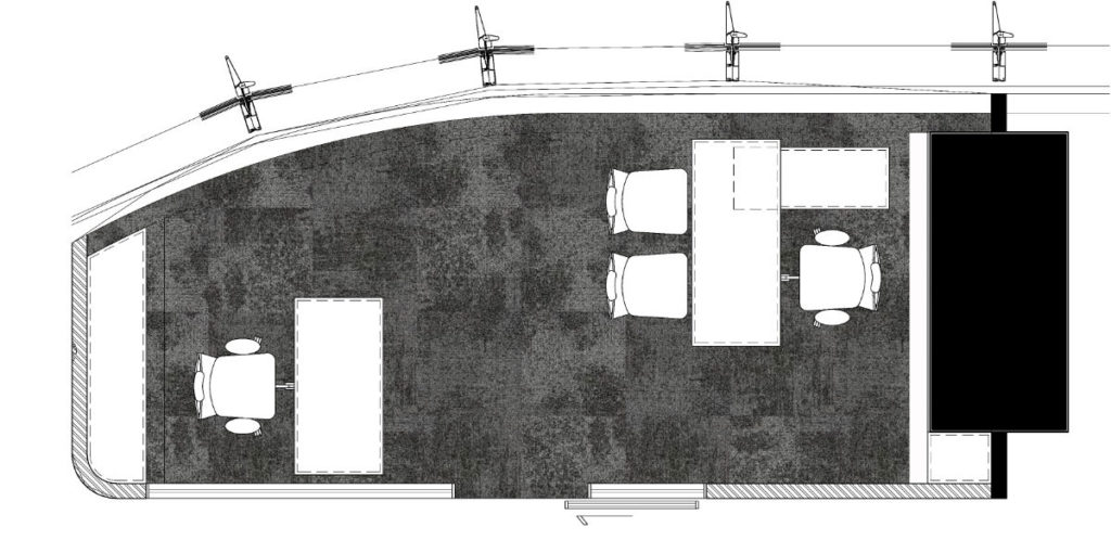 MD Office Layout - Singha Complex