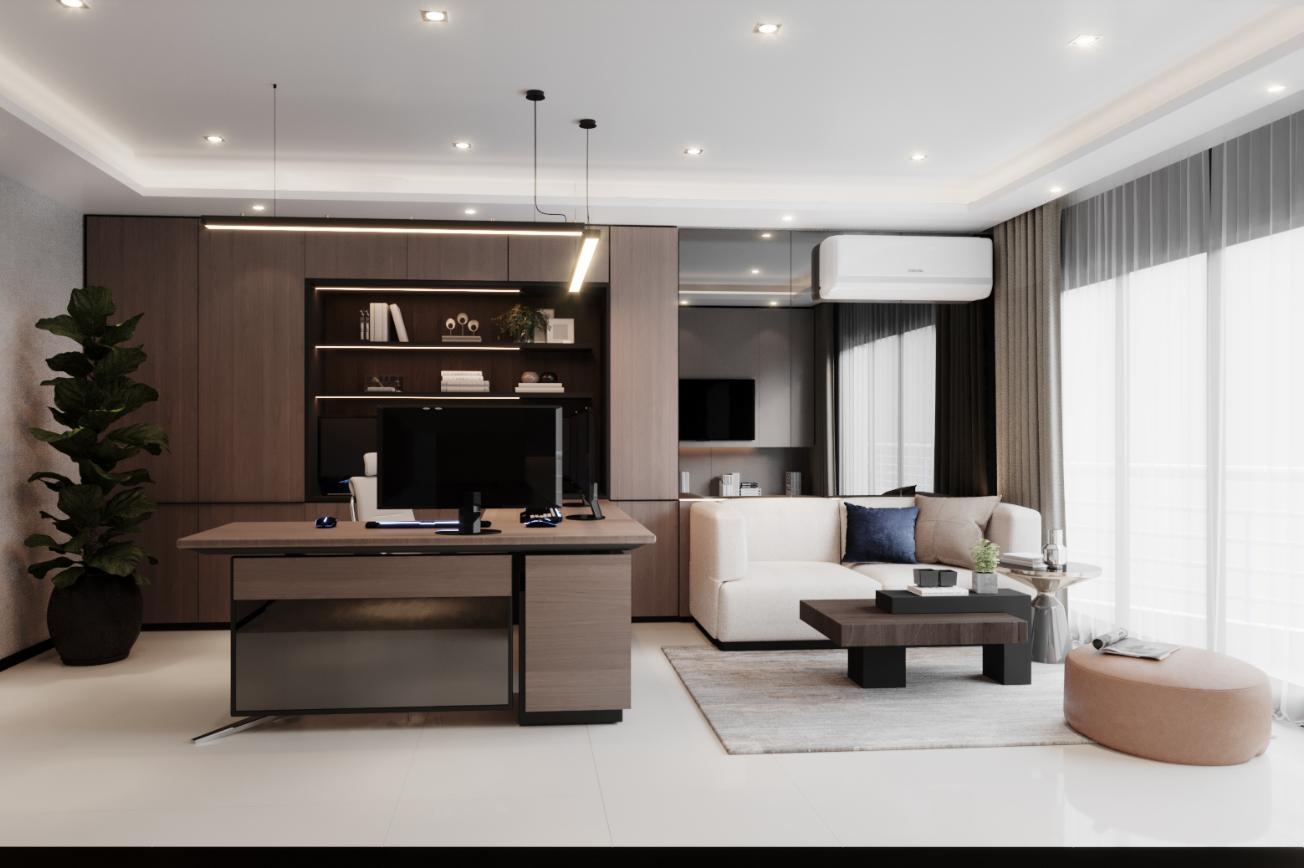 Working Rom Timeless Penthouse-Ratchada Pavilion