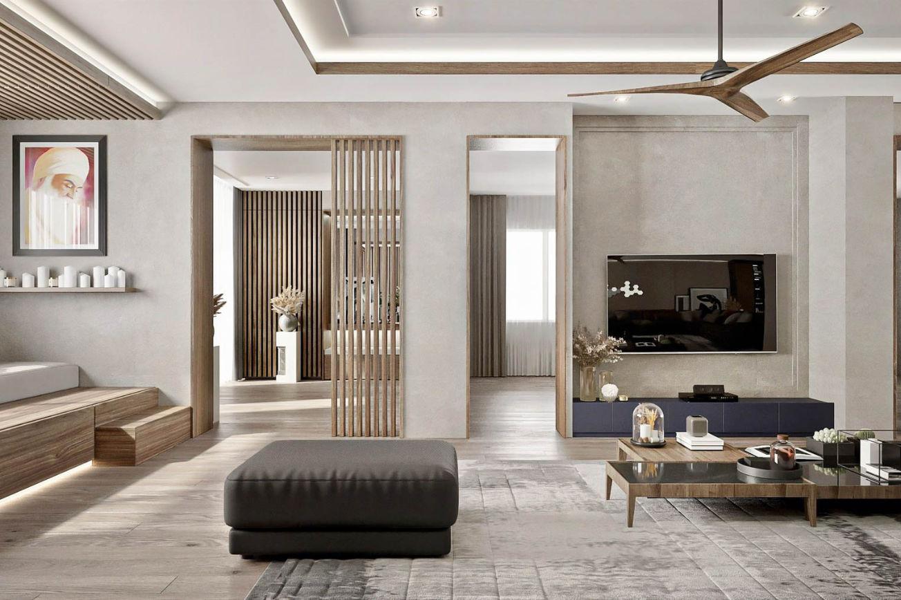 Cozy Life Baan Maharaja Living Room