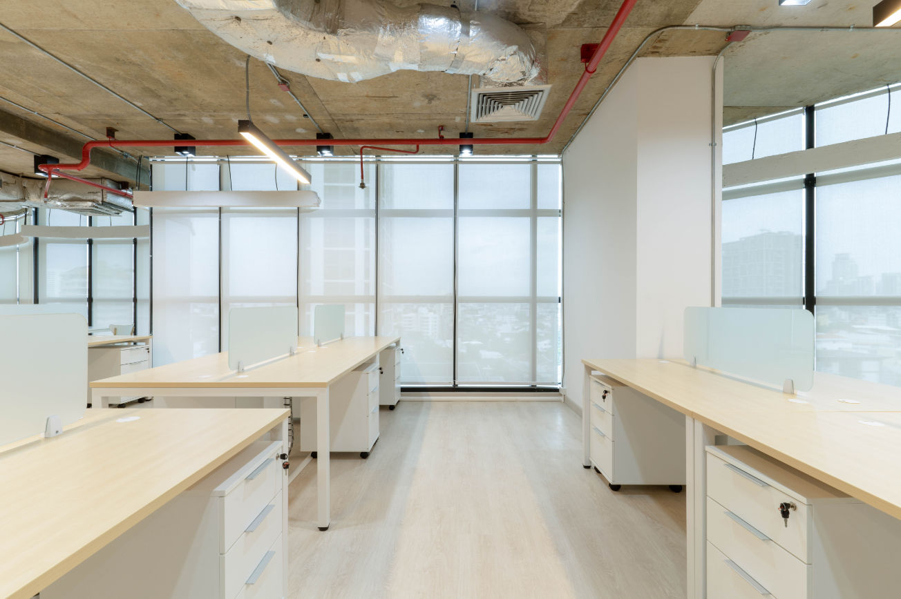 GloHow Office Interior Design Project