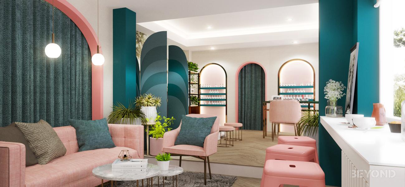 Fika Nail Salon & Coffee Shop