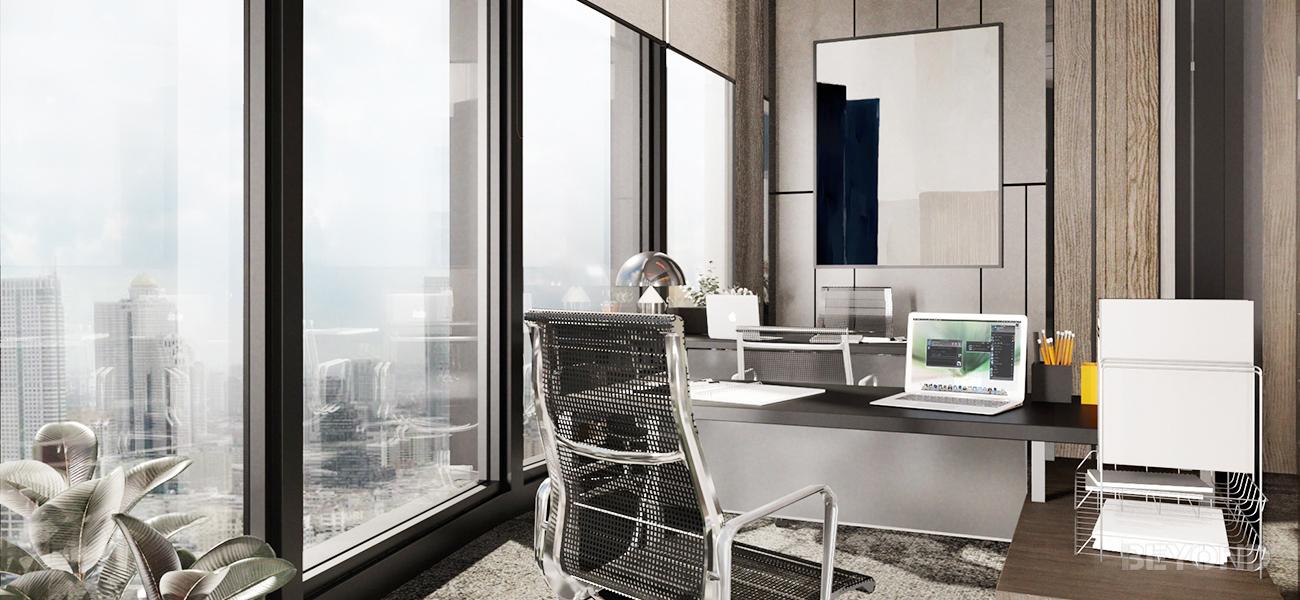 Home office interior designn